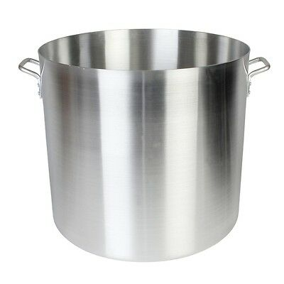 "Thunder Group 100 Qt Aluminum Stock Pot ALSKSP011 STOCK POT 24"" x 19.9"" x 18"""