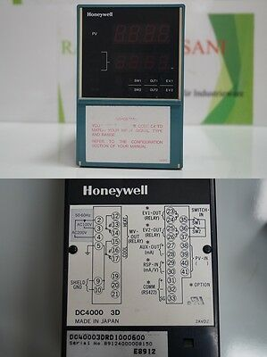 Honeywell DC 4000 3D