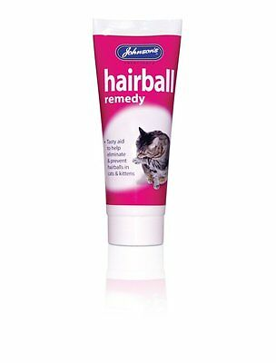 Johnsons Hairball Remedy For Cats And Kittens