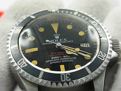 """Super Dome Crystals for Rolex Sea Dweller 1665 """"GERMANY MADE"""""""