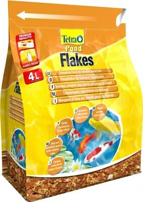 Tetra Pond Fish Flake 4L / 800g - Posted Today if Paid Before 1pm