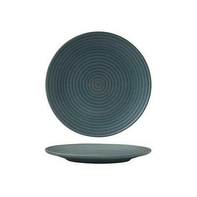 6x Round Plate, Zuma, Denim, 210mm, Commercial Crockery / Tapas / Plate