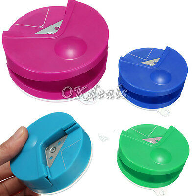 R4 Corner Rounder 4mm Paper Punch Card Photo Cutter Tools Craft Scrapbooking DIY