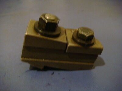 BROWN & SHARPE CUT OFF TOOL POST No.00A LOW BACK  FOR #OO AND #OOG MACHINES.