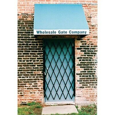 """NEW! Folding Security Door Gate 48""""W x 80""""H In Use!!"""