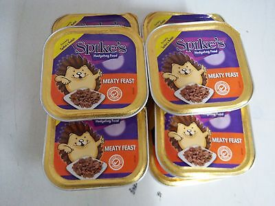 Spikes Dinner MeatyFeast hedgehog food 10x100g - Posted Today if Paid Before 1pm