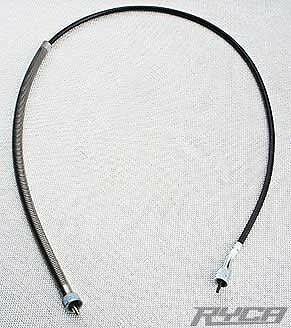 Extended Motorcycle Speedometer Cable Suzuki Savage S40 Cafe Racer Ryca Motors