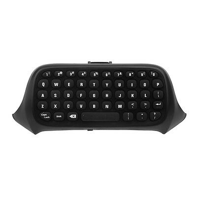 Mini 2.4G Wireless Keypad Chatpad Keyboard For Xbox One Console Controller Black