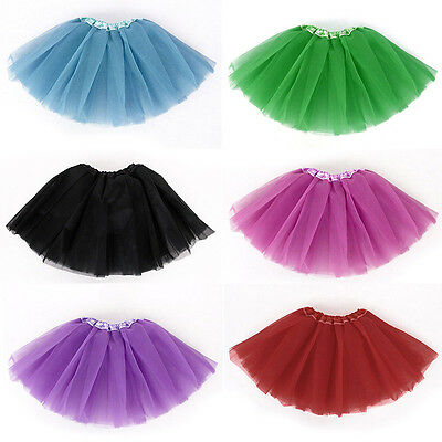 Lovely Tutu Dancewear Skirt Ballet Dress for Baby Girls Kid Infant