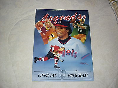1991 Official Program of the 12th National Sports Collectors Convention (Anaheim