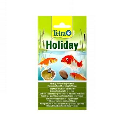 Tetra Pond Fish Holiday Food 14 days - Posted Today if Paid Before 1pm