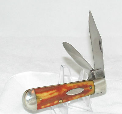 """CASE XX 5299 RED STAG JACK KNIFE 5299 1/2 1940-64 """"NICE TIGHT KNIFE"""""""