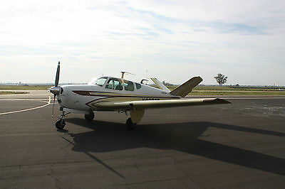 1960 Beechcraft M35 Bonanza 3660TTSN 830 Hours on a factory engine IN CALIFORNIA