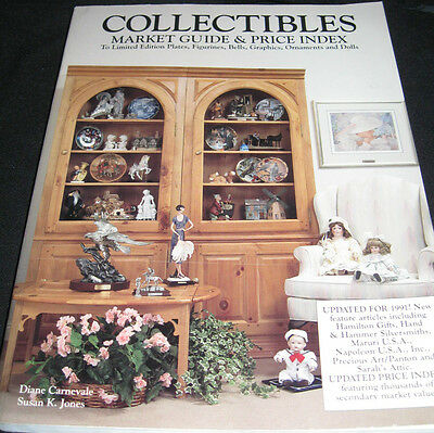 Collectibles Market Guide and Price Index : 70 Limited Edition Plates,...
