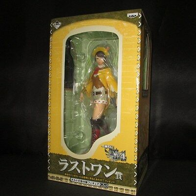 Guild Receptionist Figure Monster Hunter Banpresto Ichiban kuji