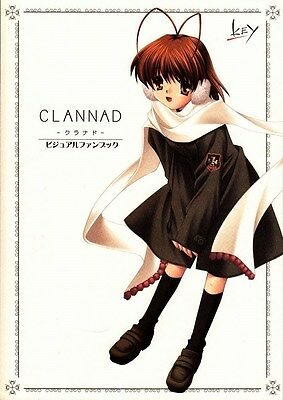 CLANNAD Visual Fan Book