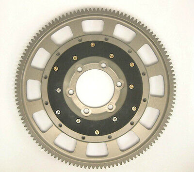 "Mazda Rotary Aluminum Flywheel for 7.25"" Clutch (12 5/8"" Diameter, TII,FD,RX8 )"