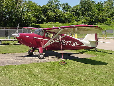 1946 Stinson 108 Metalized