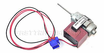 Evaporator Fan Motor DC 13 Volt 3.3 Watt Suits: Samsung, NEC, Bosch etc
