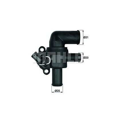 BEHR Thermostat Kühlmittel SMART CABRIO (450)  SMART CITY-COUPE (450)  SMART FO