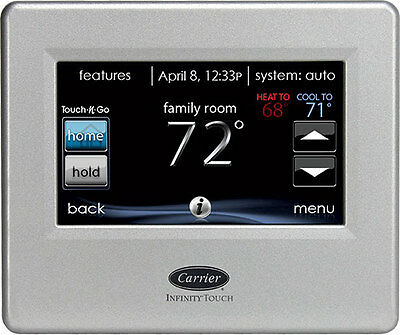 Carrier Infinity Touch Control with WiFi Capability- SYSTXCCITW01