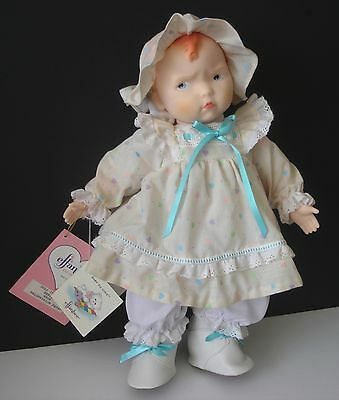 Effanbee Doll Patsy AnniversaryLimited Edition Reproduction w/Certificate   1996