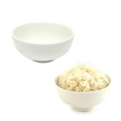 3x Rice Bowl 16cm Maxwell & Williams White Bistro Side Soup Salad Chips Dish