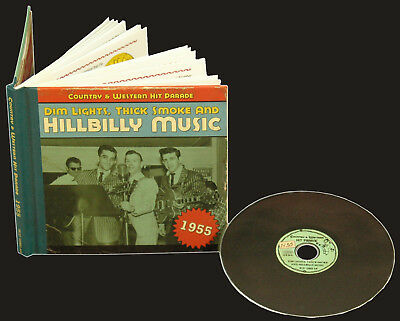 Various - Country & Western Hit Parade - 1955 - Dim Lights, Thick Smoke And H...