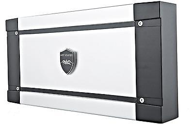 Wet Sounds HT-6 6-channel marine amplifier — 110 watts RMS x 6 at 4 ohms