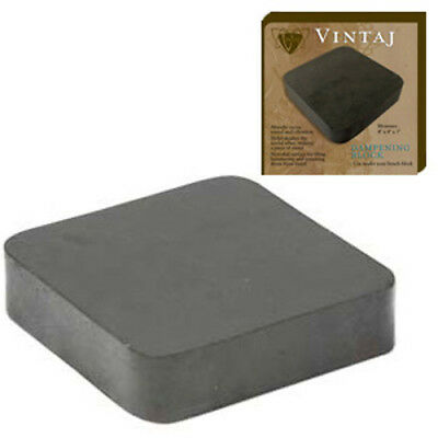 Dapping & Stamping Block - Compressed Rubber