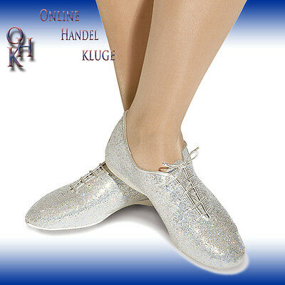 5033# Roch Valley Hologramm Jazzschuhe - AJSH