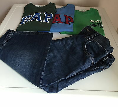 Boys TSHIRTS & JEAN 3 years summer beach clothing GAP & NEXT & MARKS & SPENCER