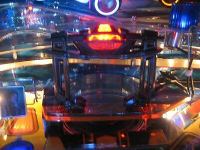 Tron Recognizer Mod for Stern Pinball Machine New look easy install!