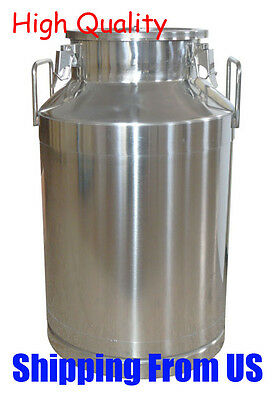 Free Shipping 15.9 Gallon 60L High Quality Stainless Steel Wine&Milk Pail