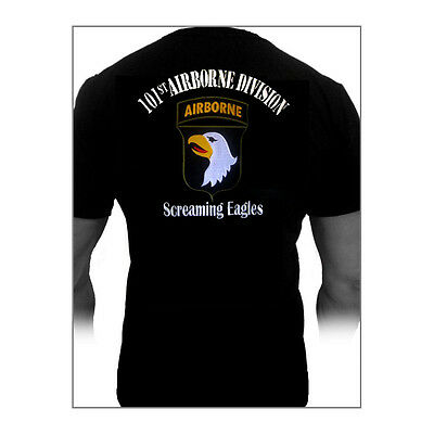 Tee-Shirt / T-Shirt 101st Airborne Screaming Eagles