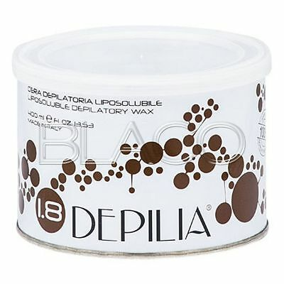 Cera Depilatoria Cocco 400Ml Liposolubile Depilia Ceretta Depilazione