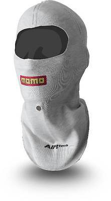 Momo Airtech Open Face Nomex Balaclava For Race & Rally Motorsport FIA Approved