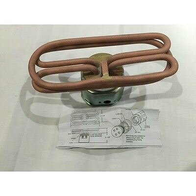 Sunny Water Immersed 5000 Watts Heating Element - 208V(Steam Table Part)