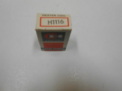 New Cutler Hammer H1116 Overload Thermal Unit Heating Element