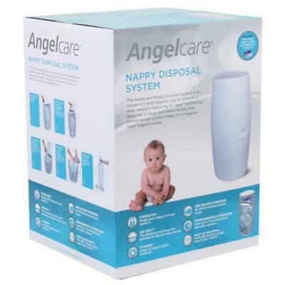 Angelcare Nappy Disposal System with Free first cassette