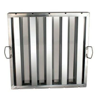 "Thunder Group HOOD FILTER 20"" X 20 inch, STAINLESS STEEL SLHF2020 NEW"
