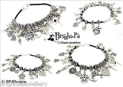 Free Spirit... Witches Gypsy Hippy Anklet Pagan Jewellery Wiccan  Made to Order