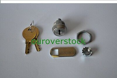 Taylor Dunn Part # 71-040-55 - Key Switch Assembly with 2 keys