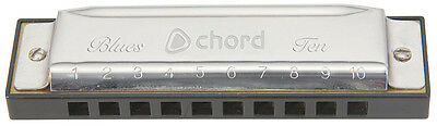 Blues Harmonica Blues Ten Harmonica Diatonic Available in a variety of keys