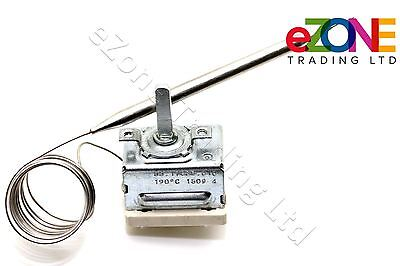 TH10 TH69 Genuine Lincat Control Thermostat 190C for Lincat Fryer Models