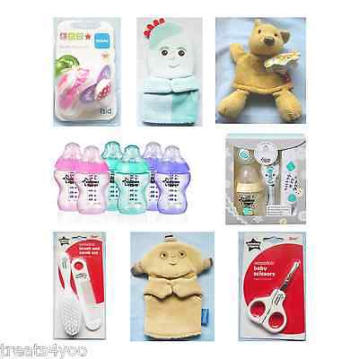 Tommee Tippee Avent And Brother Max Assorted Baby Products Little But Load Set