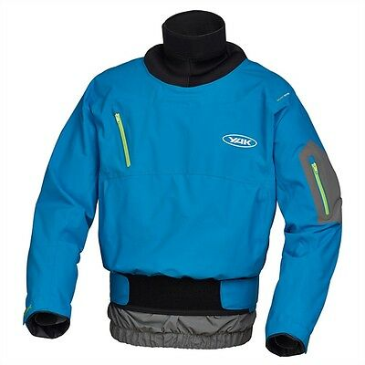 Yak Galaxy Semi Dry Jacket / Cag Ideal for Canoe / Kayak / Watersports