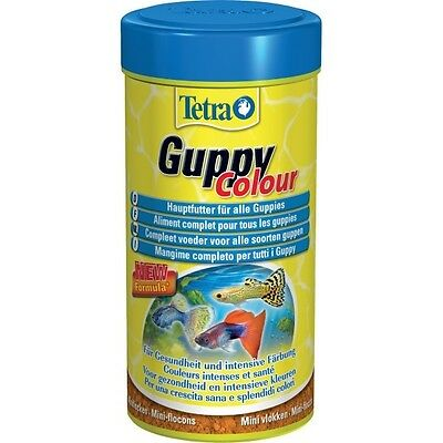 Tetra Guppy Colour  250Ml Lot De 2 Boites