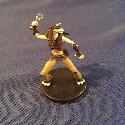Star Wars Miniatures Knights of the Old Republic #26/60 Gungan Soldier - NC