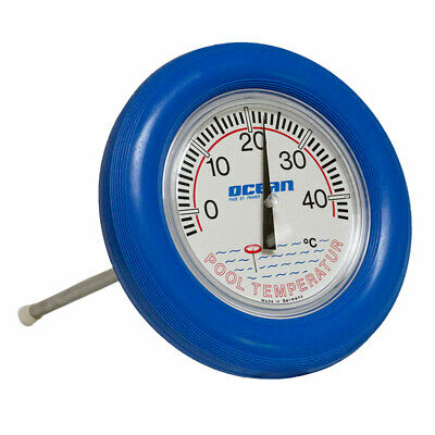 Praher Original Thermometer OCEAN mit UV-beständigem Schwimmring Made in Germany